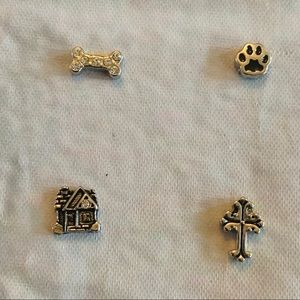 Retired/ Hard To Find Origami Owl Charms